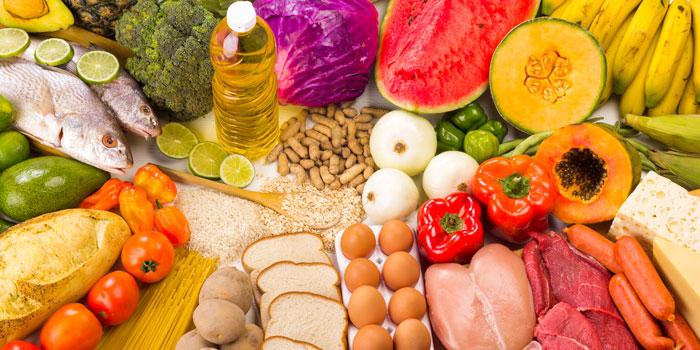 gesunde Ernährungsgewohnheiten