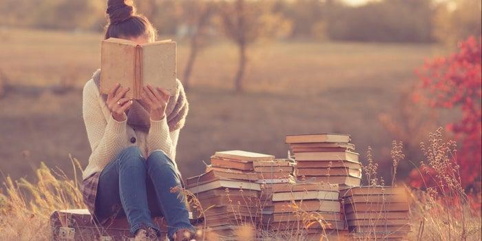 Lesegewohnheiten pflegen